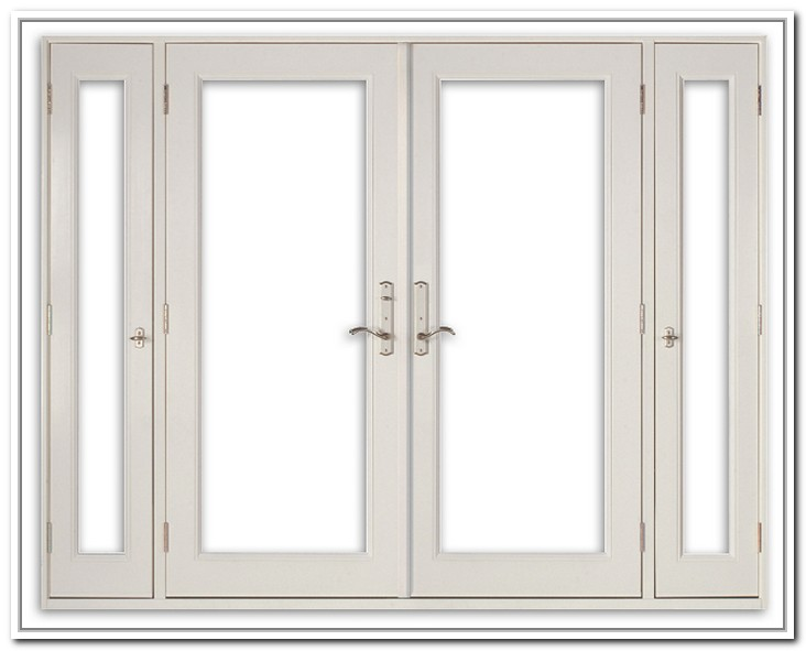 french doors interior dimensions photo - 6