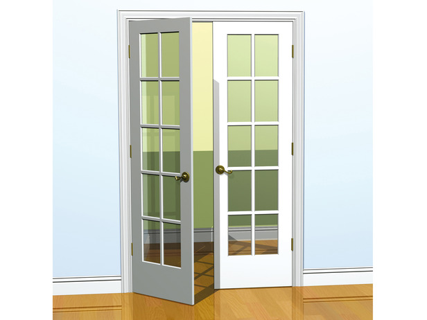 french doors interior sizes photo - 4