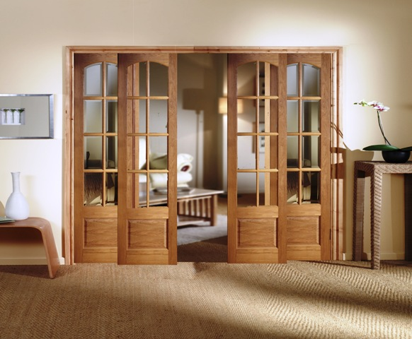french doors interior sliding photo - 5