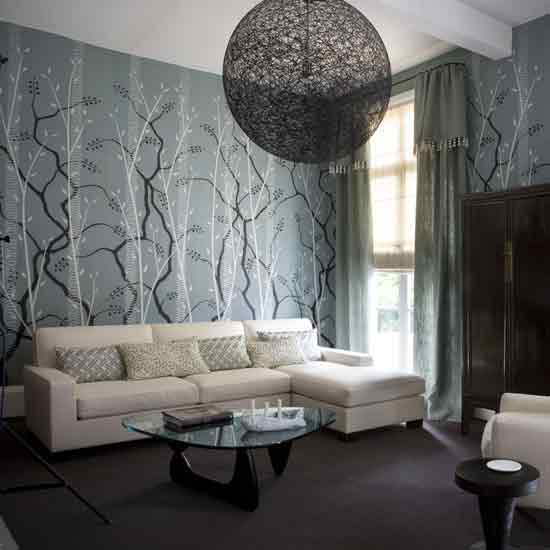 grey room design ideas photo - 1