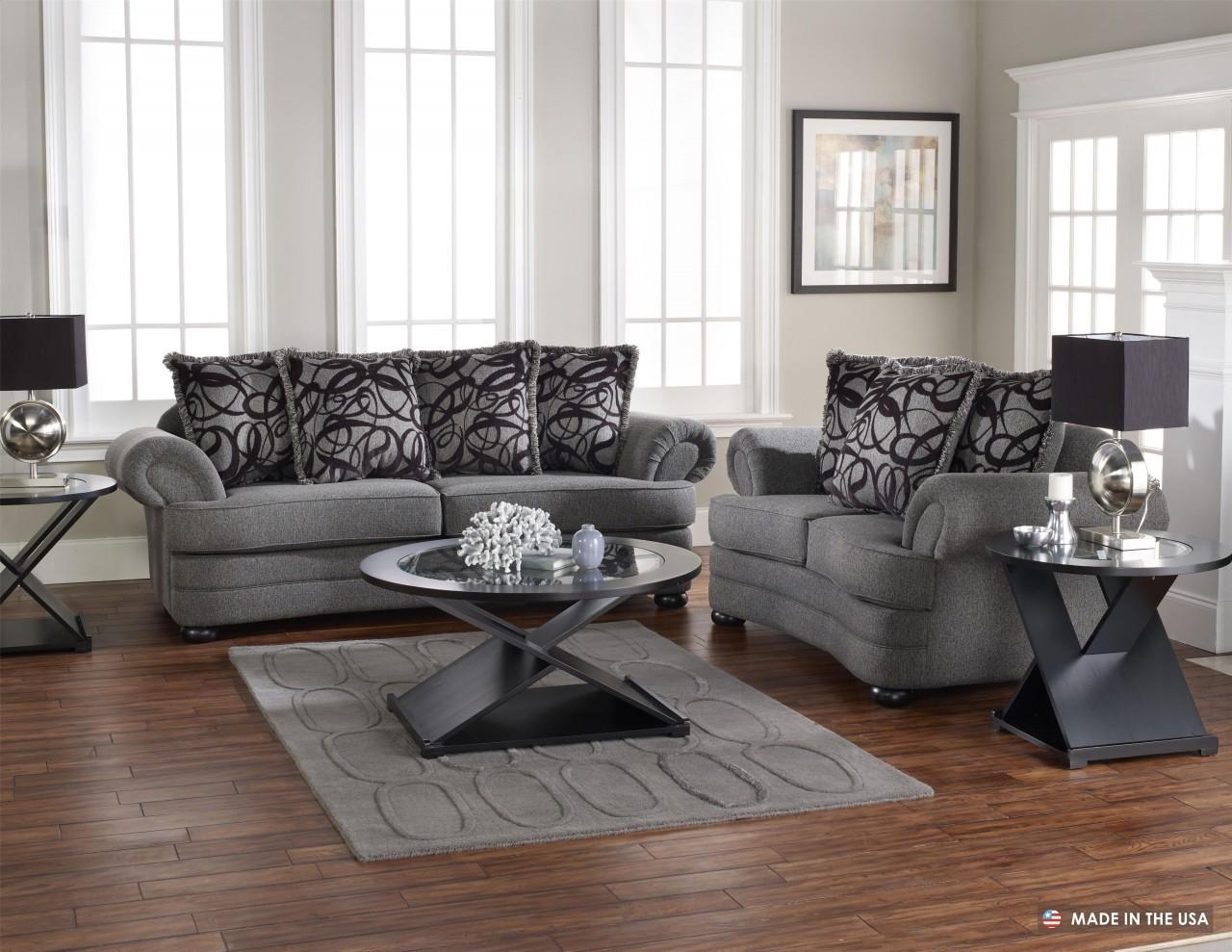 grey room design ideas photo - 4