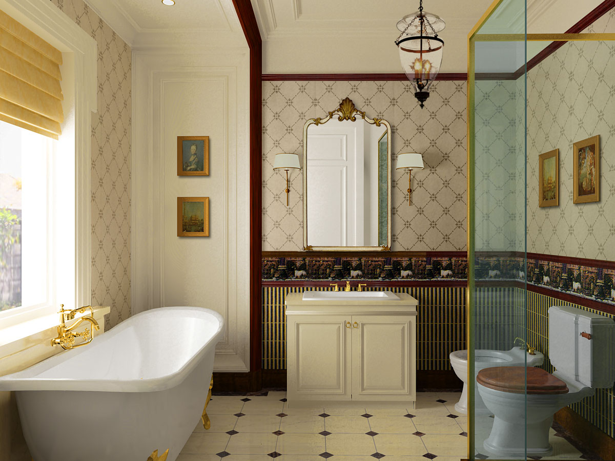 home bathroom ideas photo - 6