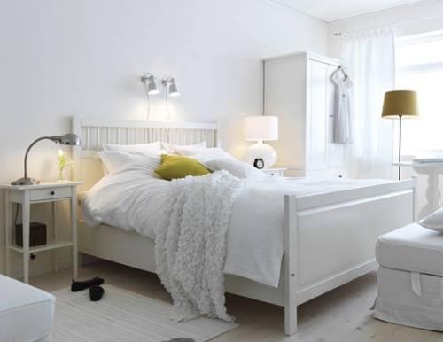 ikea hemnes bedroom furniture photo - 1