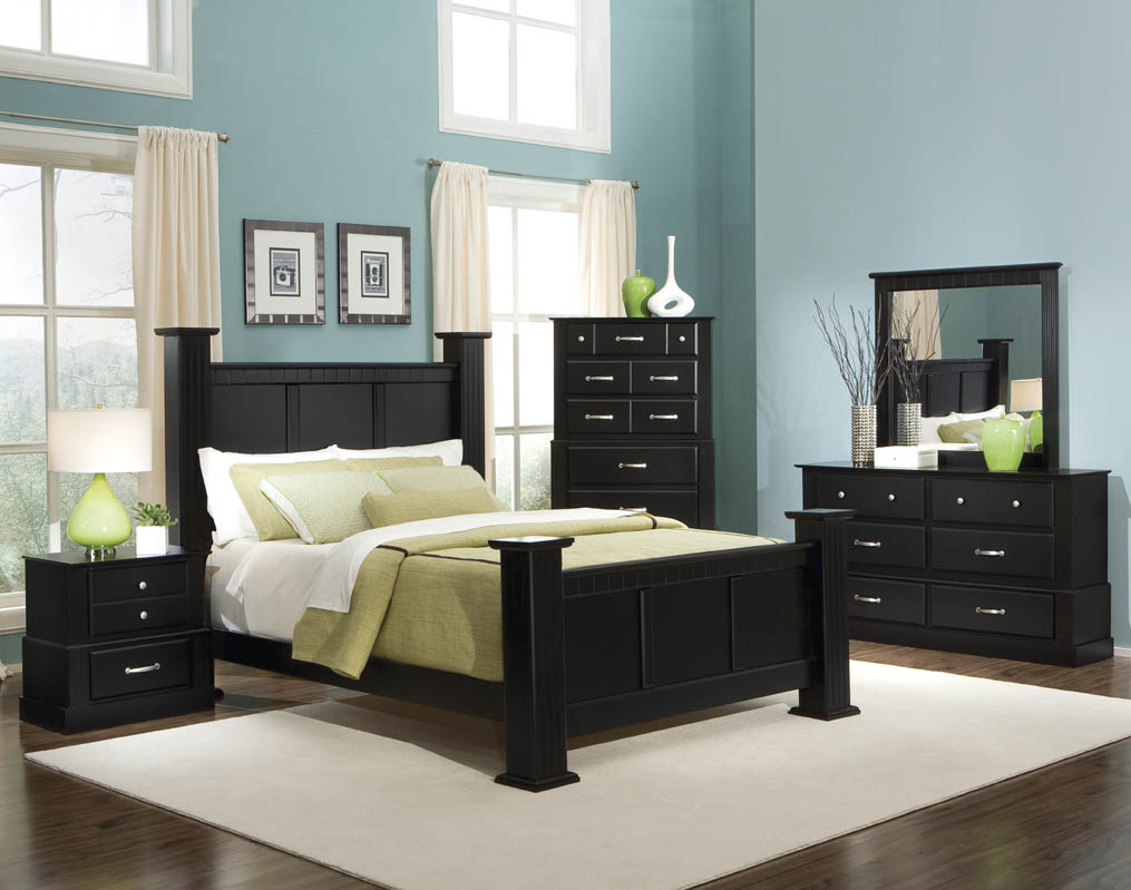 ikea hemnes bedroom furniture photo - 3