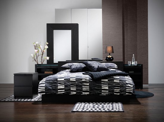 ikea hemnes bedroom furniture photo - 4