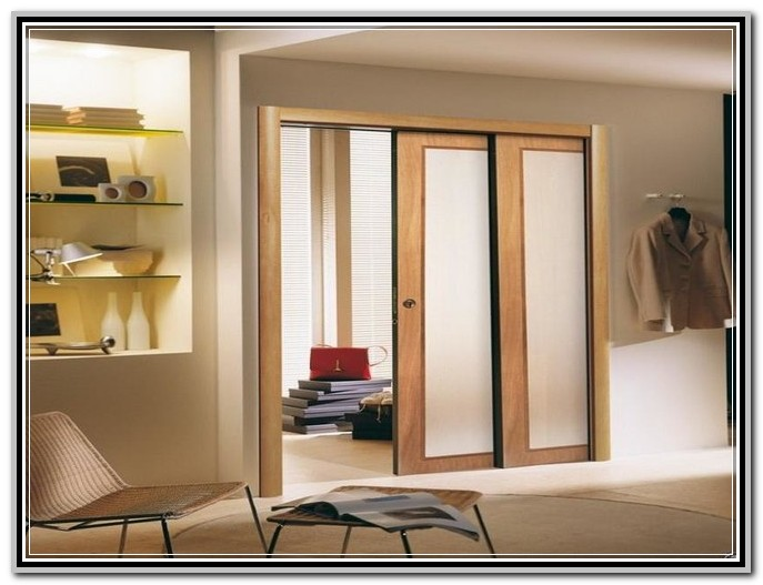 interior french doors sidelights photo - 6