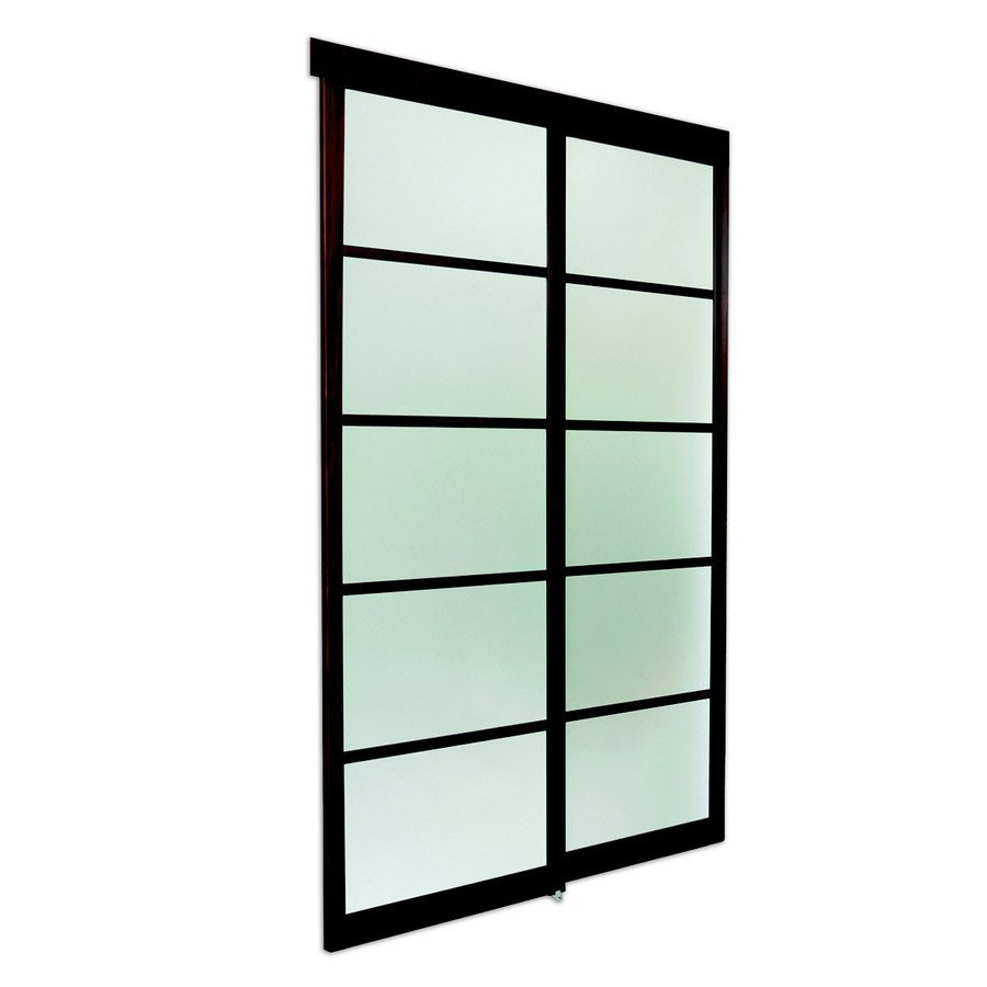 interior sliding doors lowes photo - 4