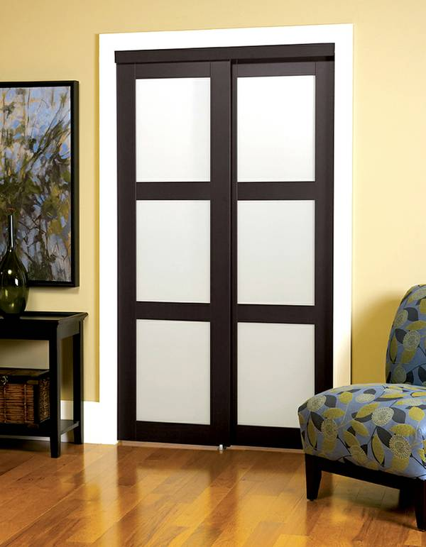 interior sliding doors lowes photo - 5