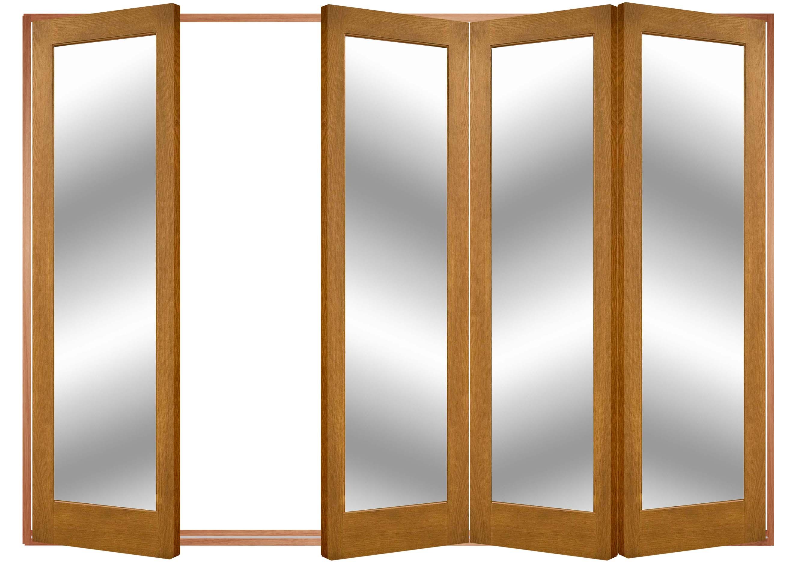 interior sliding folding doors photo - 1