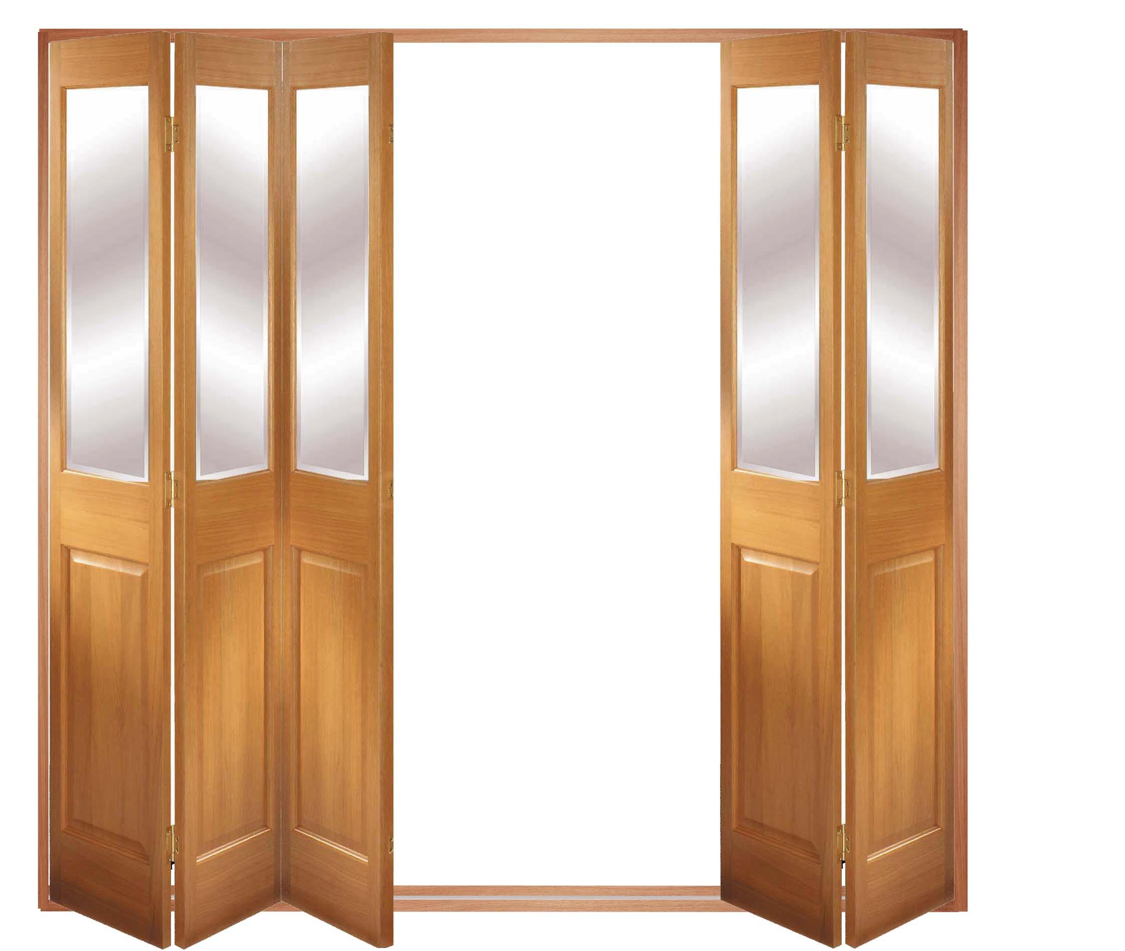 interior sliding folding doors photo - 2