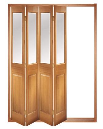 interior sliding folding doors photo - 6