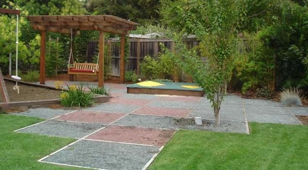 kid friendly garden design ideas photo - 2