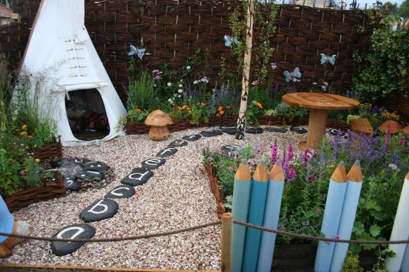 kid friendly garden design ideas photo - 3