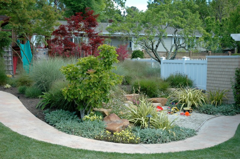 kid friendly garden design ideas photo - 6