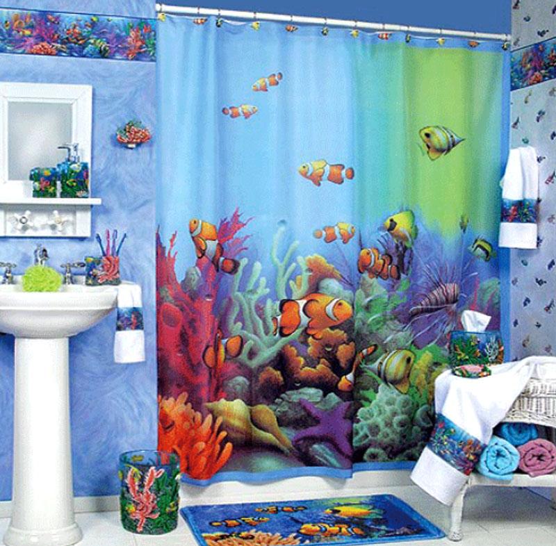 kids beach bathroom ideas photo - 2