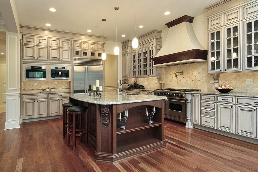 kitchen cabinet building ideas photo - 3