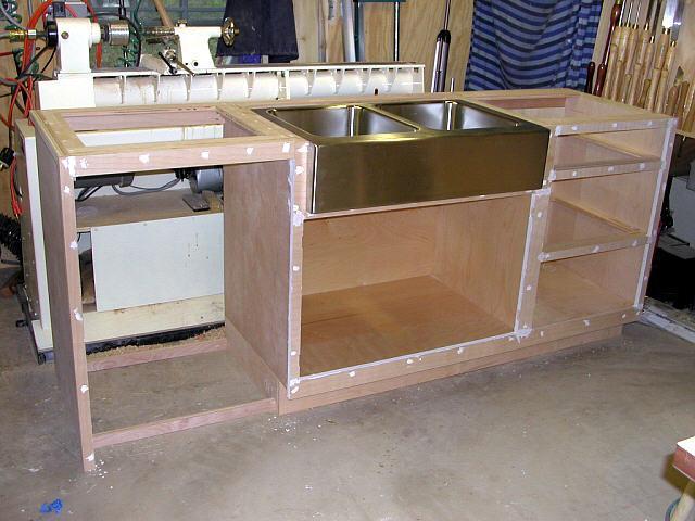 kitchen cabinet building ideas photo - 4