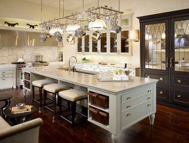 kitchen cabinet refacing ideas white photo - 1