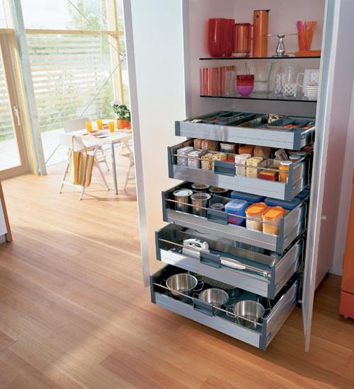 kitchen cabinets ideas for storage photo - 6