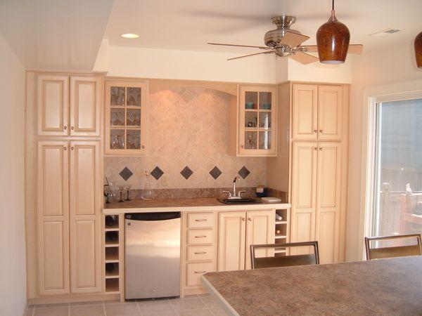 kitchen cabinets pantry ideas photo - 3