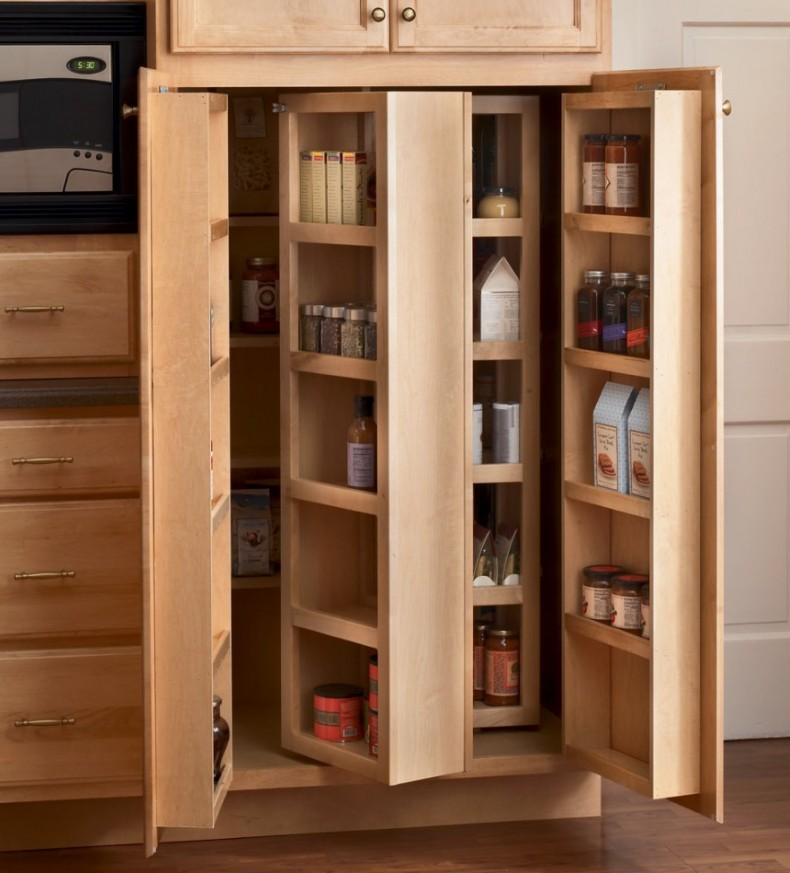 kitchen cabinets pantry ideas photo - 5