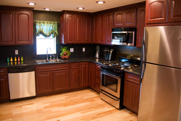 High Quality Kitchen Design Ideas For Mobile Homes Photo   1