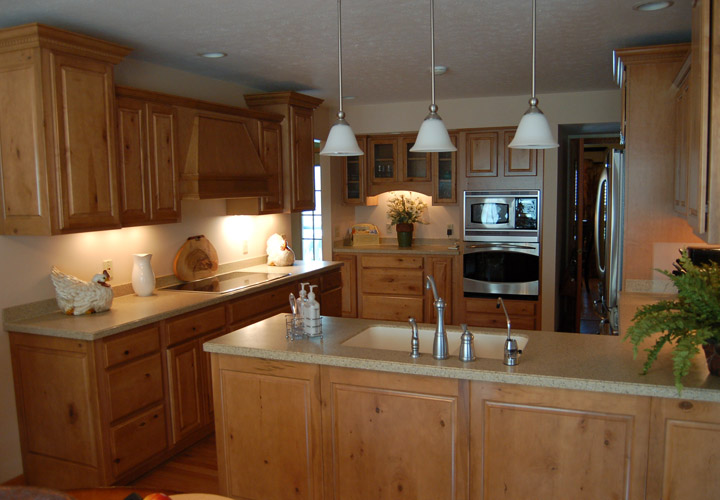 kitchen design ideas for mobile homes photo - 6