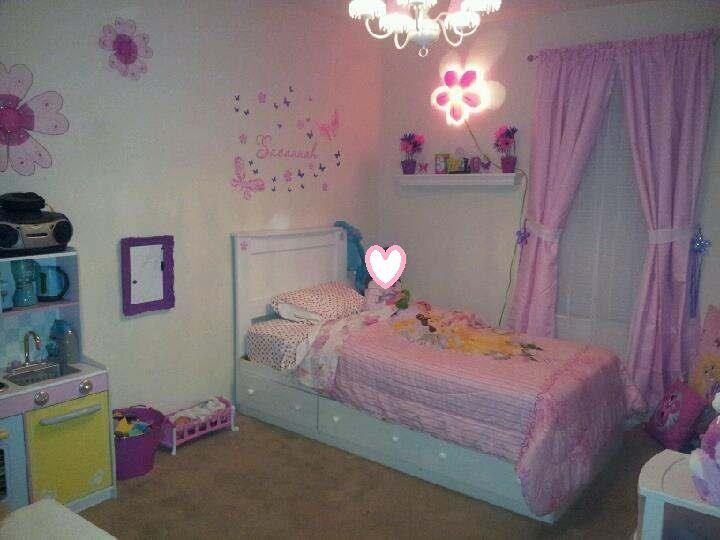 little girl room ideas pinterest photo - 2