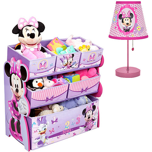 minnie mouse bedroom lamp photo - 5