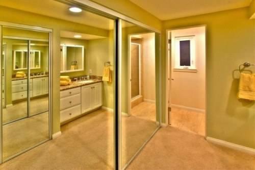 mirrored closet doors ikea photo - 4