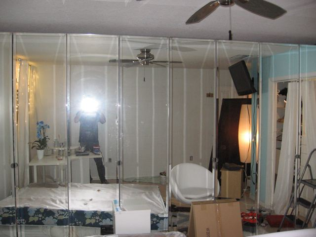 mirrored closet doors ikea photo - 6