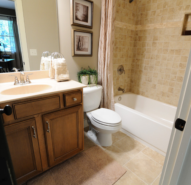 model home bathroom pictures photo - 1