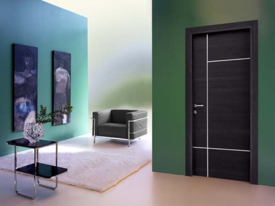 modern bedroom door designs photo - 2