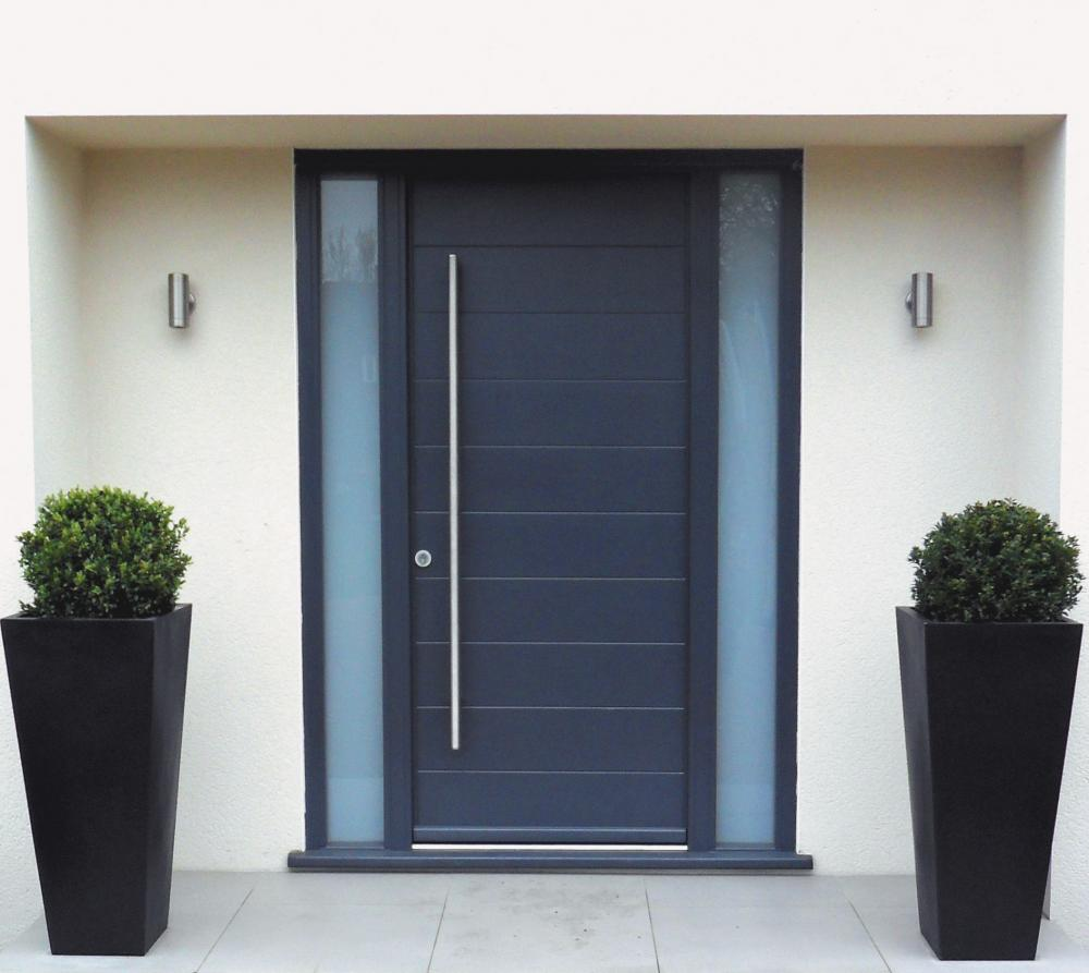 modern contemporary door designs photo - 1