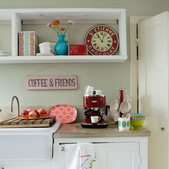 modern country kitchen accessories photo - 3
