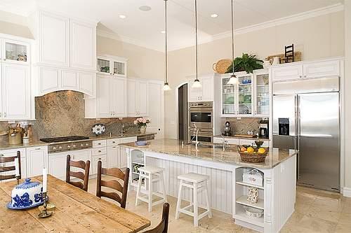 modern country kitchen accessories photo - 4
