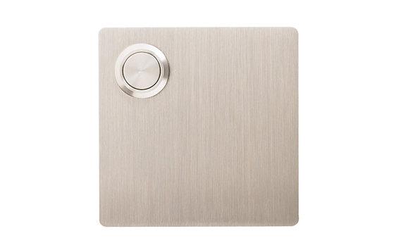 modern design door bell photo - 4