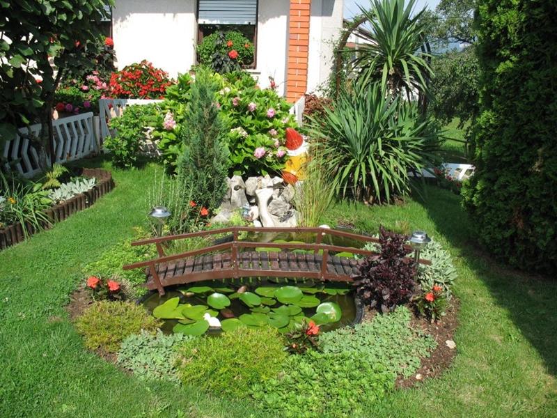 oriental garden design ideas photo - 3