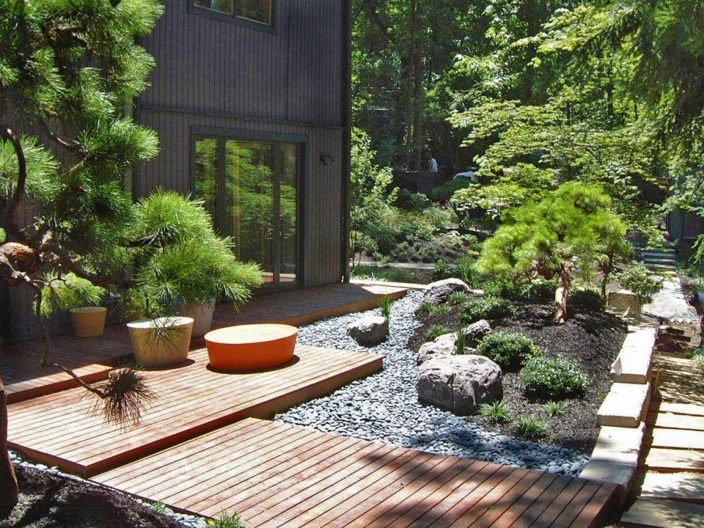 oriental garden design ideas photo - 5