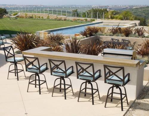 outdoor bar sets sears photo - 3