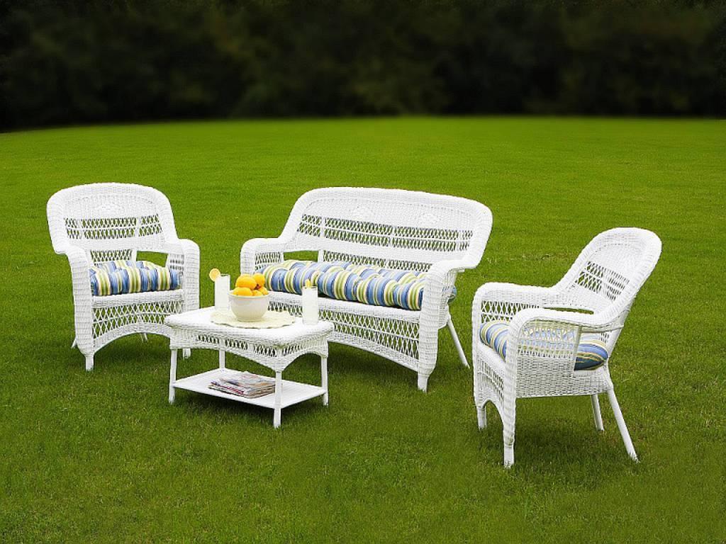 outdoor wicker furniture for children photo - 5
