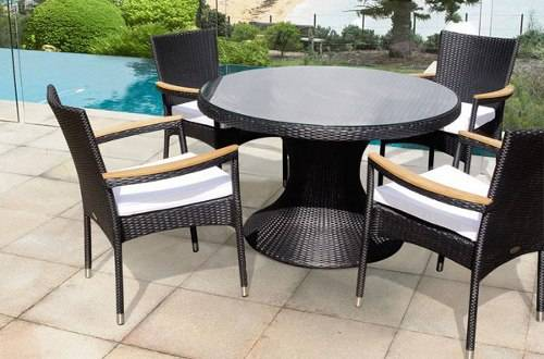 outdoor wicker furniture for children photo - 6