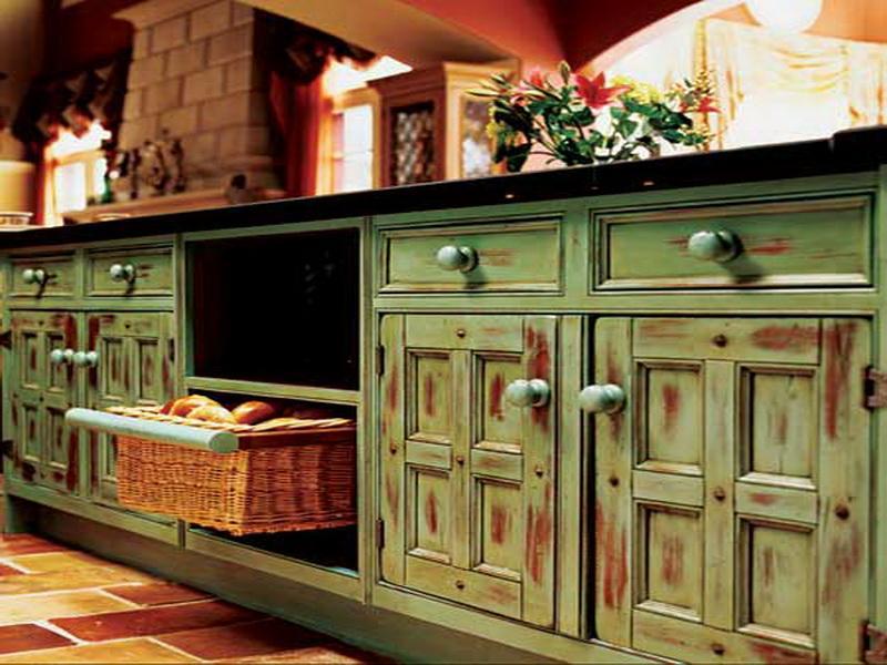 painting kitchen cabinets good idea photo - 4