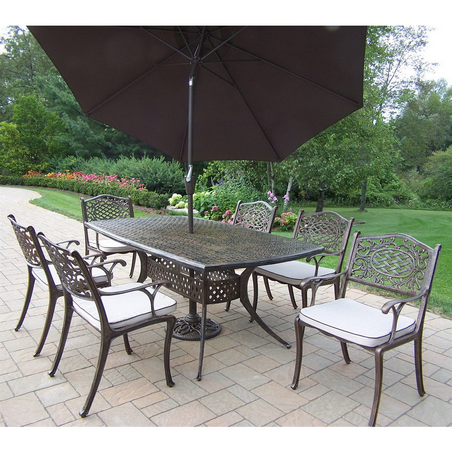 patio dining sets lowes photo - 4