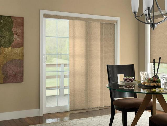 patio door blinds ideas photo - 6