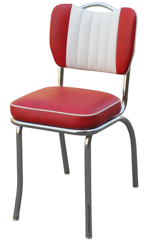 retro kitchen chairs photo - 5