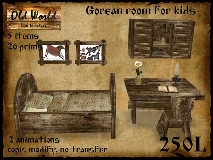 rustic bedroom furniture for kids photo - 4