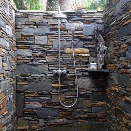 slate tiles for outside walls photo - 3