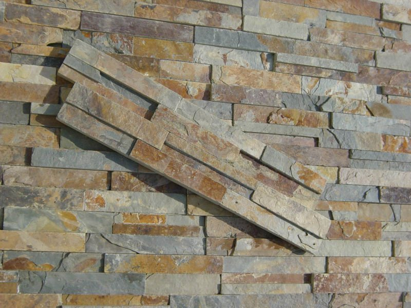 slate tiles for outside walls photo - 4