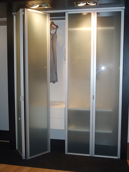 sliding glass mirrored closet doors photo - 5